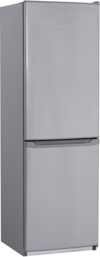 Холодильник NORD NRB 119 332,  двухкамерный, серебристый [00000248245]