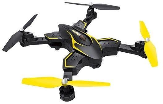 Квадрокоптер SYMA X56WP с камерой,  черный [x56wp black]