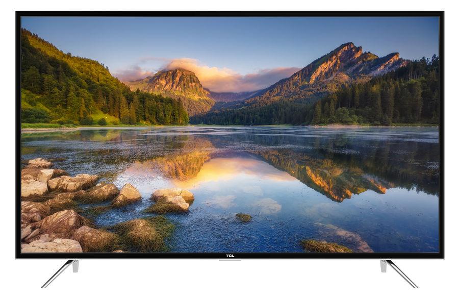 TCL L43P65US  LED телевизор