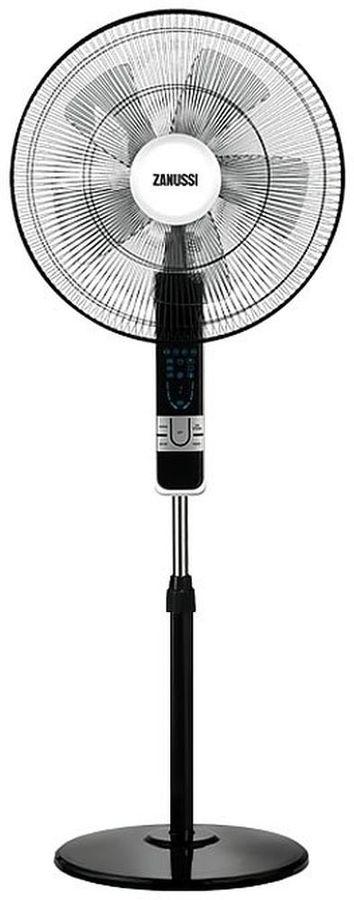Вентилятор напольный ZANUSSI ZFF-910,  черный [нс-1155706]