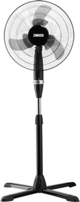 Вентилятор напольный ZANUSSI ZFF-701,  черный [нс-1155710]