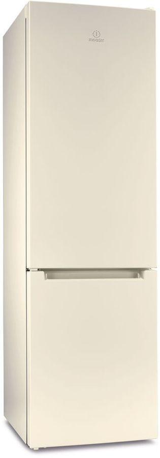 Холодильник INDESIT DF 4200 E,  двухкамерный, бежевый [102232]