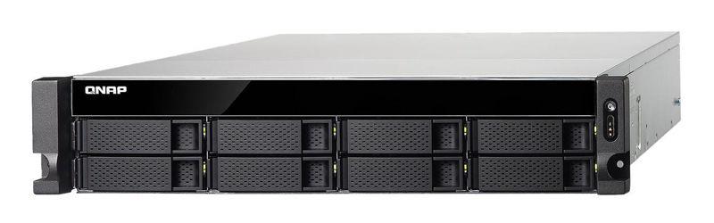 Сетевое хранилище QNAP TS-832XU-4G,  без дисков