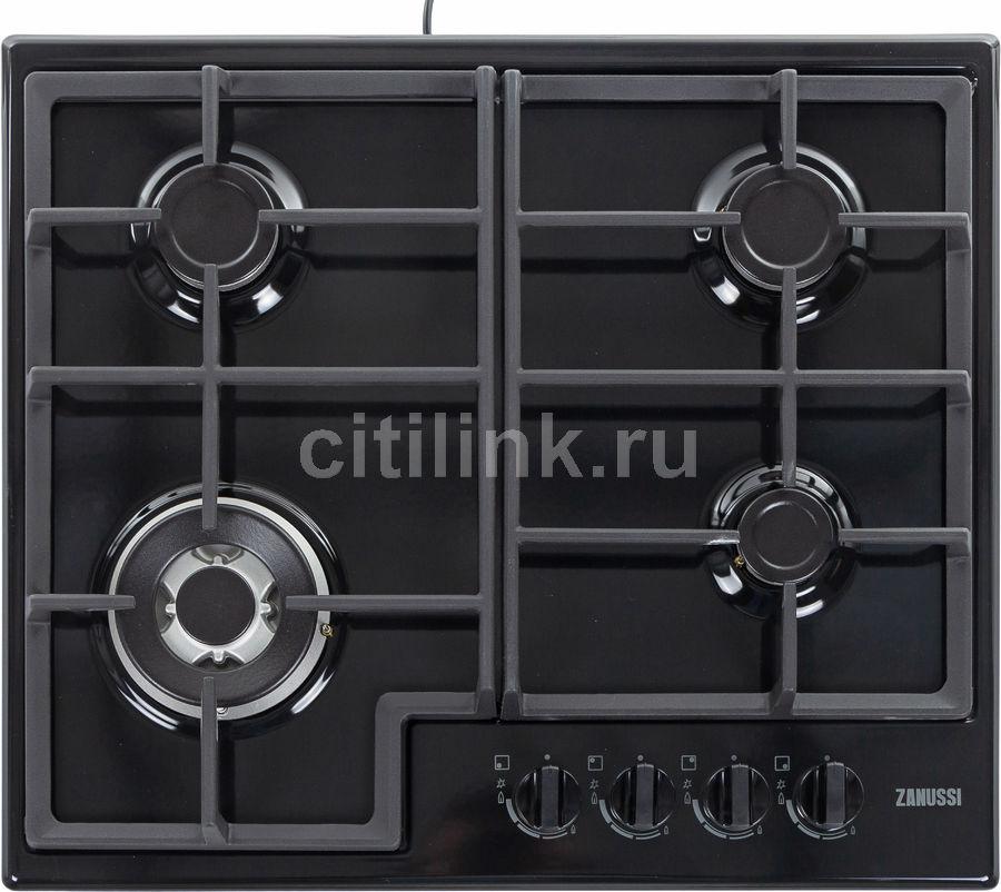 Варочная панель ZANUSSI GPZ363SB,  независимая,  черный