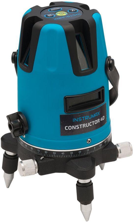 Лазерный нивелир INSTRUMAX Constructor 2D [im0103]