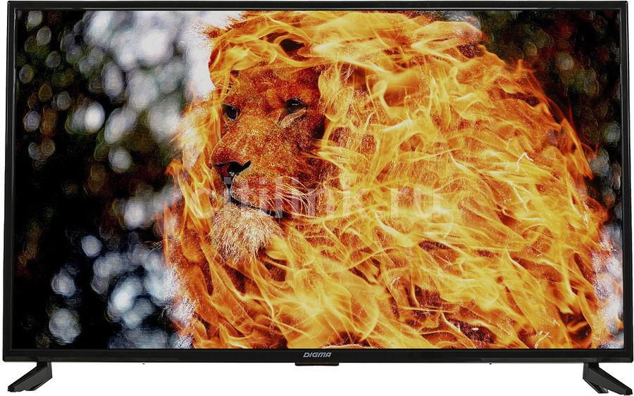 DIGMA DM-LED50U303BS2 LED телевизор