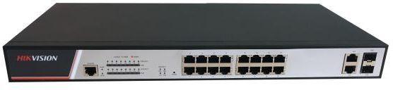 Коммутатор HIKVISION DS-3E2318P, DS-3E2318P