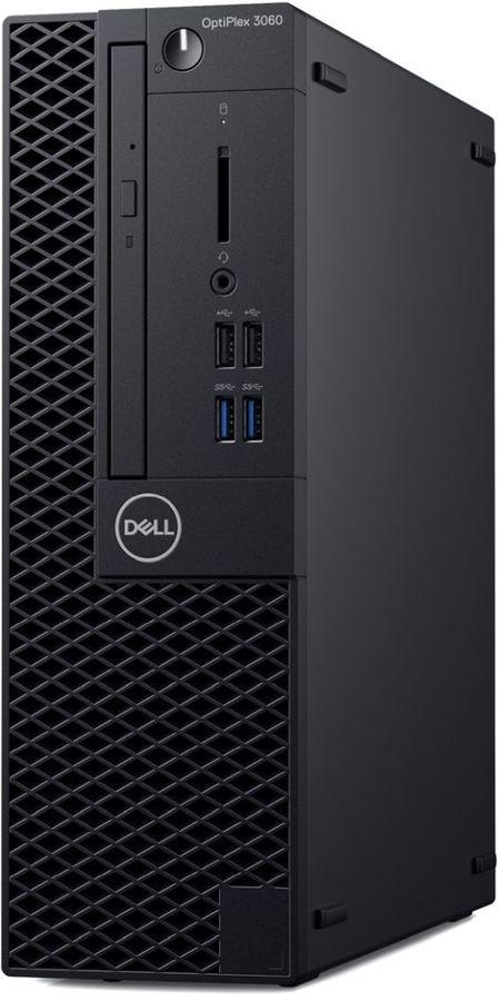 Компьютер  DELL Optiplex 3060,  Intel  Core i5  8500,  DDR4 8Гб, 1000Гб,  Intel UHD Graphics 630,  DVD-RW,  Linux,  черный [3060-7526]