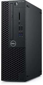 Компьютер  DELL Optiplex 3060,  Intel  Core i5  8500,  DDR4 8Гб, 256Гб(SSD),  Intel UHD Graphics 630,  DVD-RW,  Windows 10 Professional,  черный [3060-7540]
