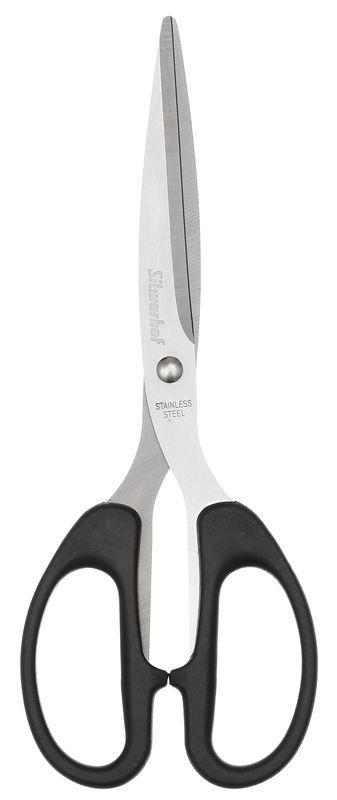 Ножницы Silwerhof 453100 универсальные 210мм ручки пластиковые