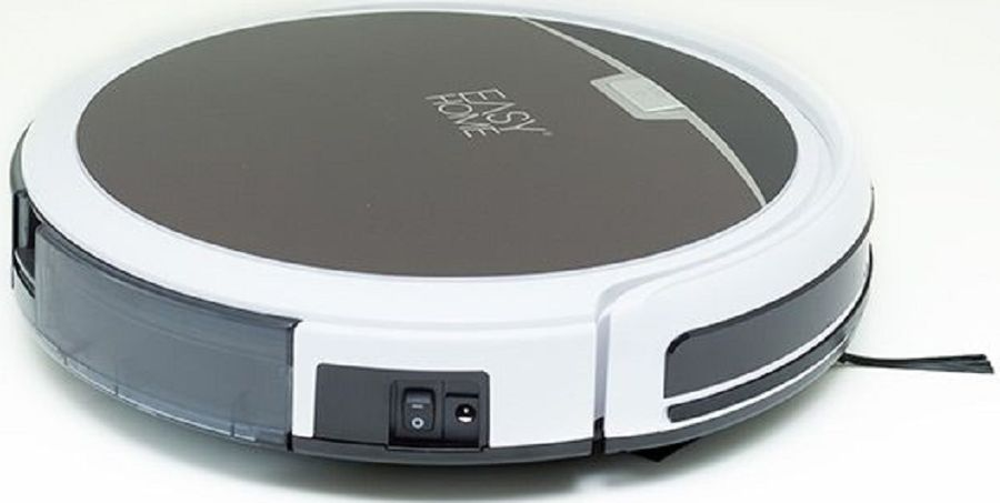 Робот-пылесос IBOTO Easy Home X410, коричневый/белый