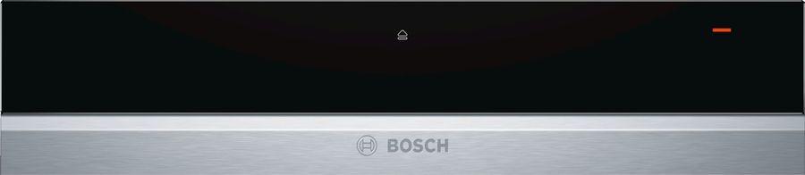 Шкаф для подогрева посуды Bosch BIC630NS1 810Вт нержавеющая сталь