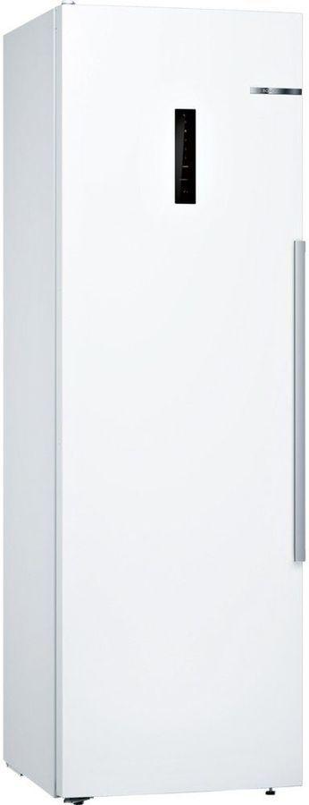 Холодильник BOSCH KSV36VW21R,  однокамерный, белый