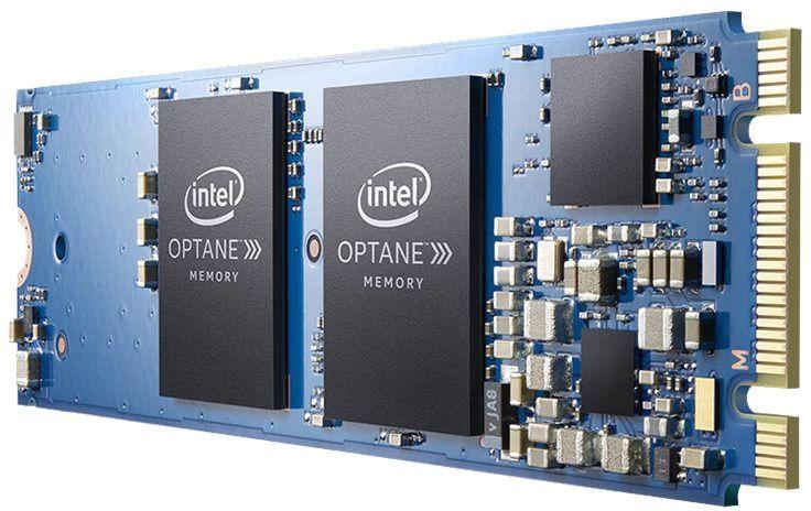 SSD накопитель INTEL Optane MEMPEK1W016GA 16Гб, M.2 2280, PCI-E x2,  NVMe [mempek1w016ga 957794]
