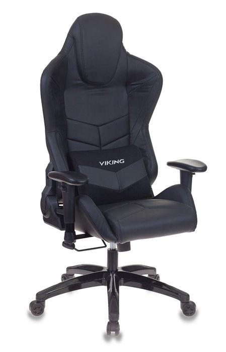 Кресло игровое БЮРОКРАТ CH-773N, на колесиках, искусственная кожа [ch-773n/black]