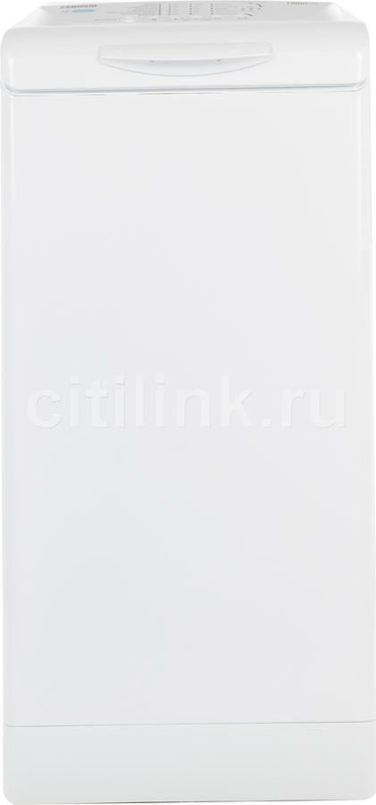 Стиральная машина ZANUSSI ZWY51024CI, вертикальная загрузка,  белый