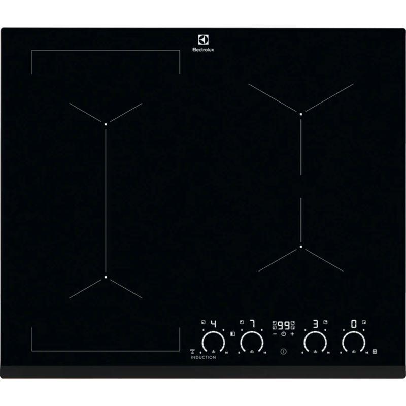 Индукционная варочная панель ELECTROLUX IPE6463KI,  индукционная,  независимая,  черный