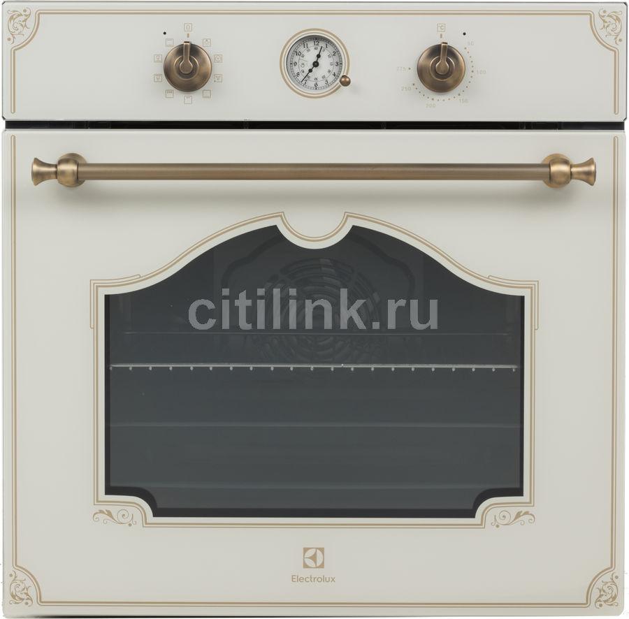 Духовой шкаф ELECTROLUX OPEB2520V,  кремовый