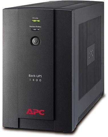 ИБП APC Back-UPS BX1400U-GR,  1400ВA