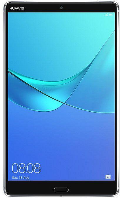Планшет HUAWEI MediaPad M5 8.4,  4GB, 64GB, 3G,  4G,  Android 8.0 серый [53010bls]