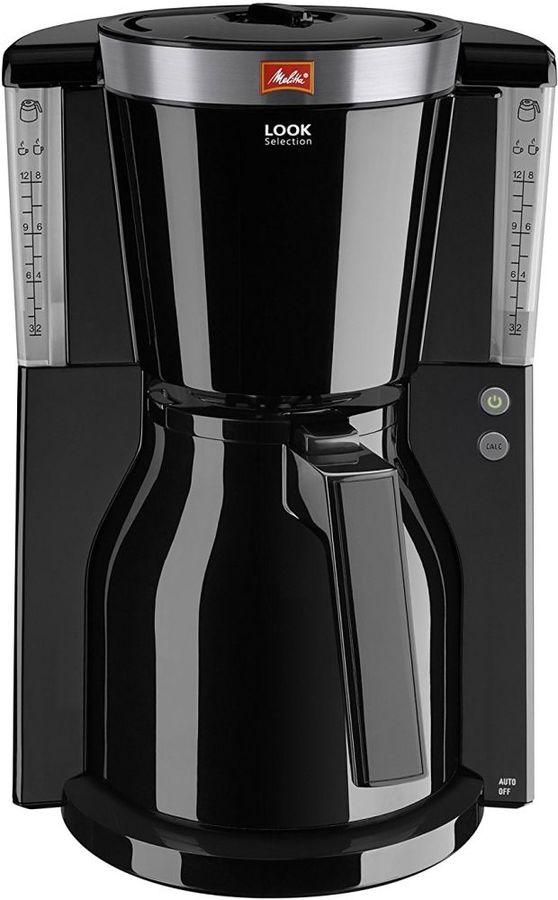 Кофеварка MELITTA Look IV Therm Selection,  капельная,  черный  [6738082]