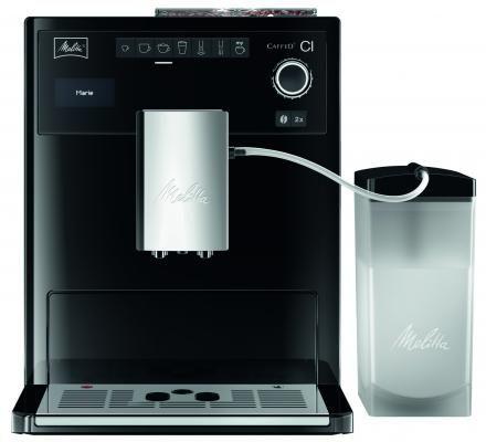 Кофемашина MELITTA Caffeo CI,  черный