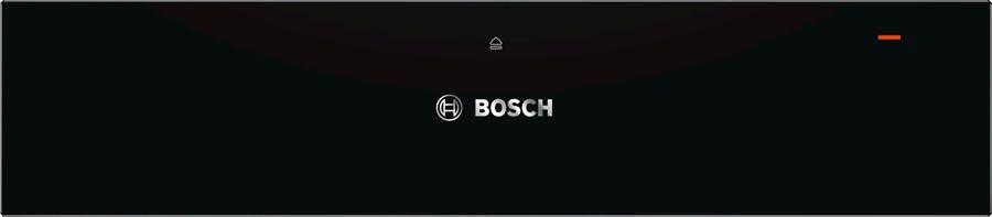 Шкаф для подогрева посуды Bosch BIC630NB1 810Вт черный