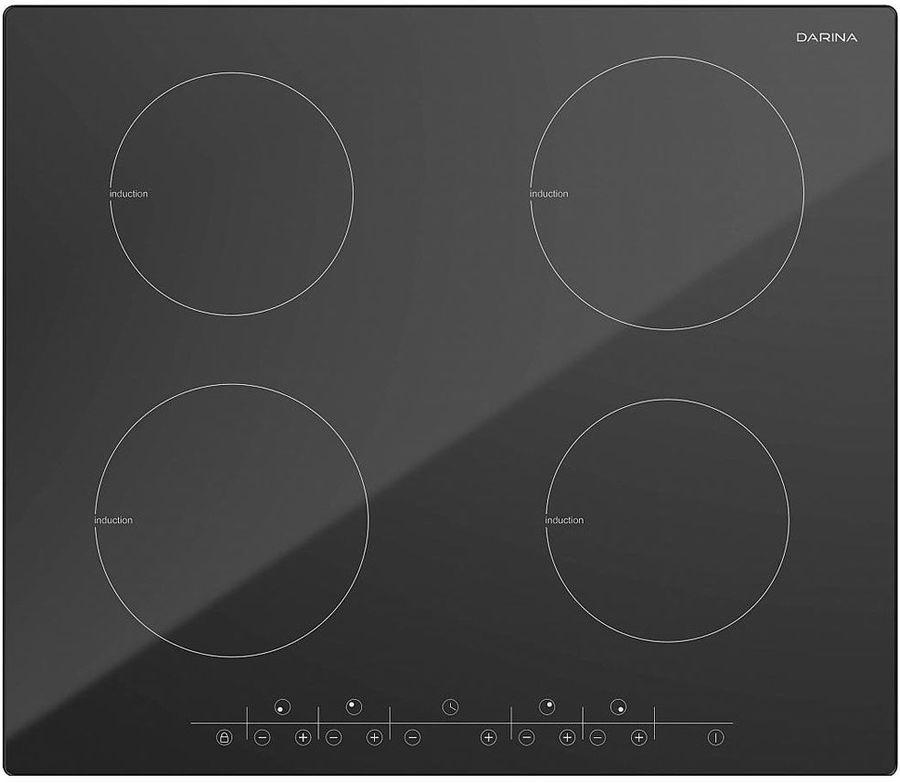 Варочная панель DARINA P BECI 342 005 B,  индукционная,  независимая,  черный