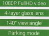 Видеорегистратор NAVITEL R200,  черный вид 8
