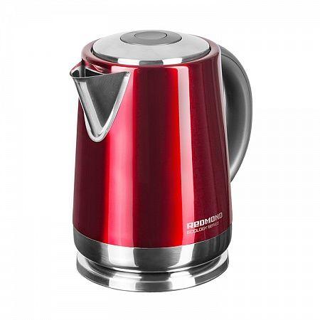 Чайник электрический REDMOND RK-M148, 2200Вт, красный