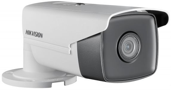 Видеокамера IP HIKVISION DS-2CD2T43G0-I5,  2.8 мм,  белый