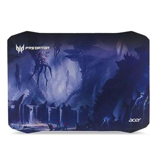 Коврик для мыши ACER Predator Alien Jungle,  черный/синий [np.msp11.005]
