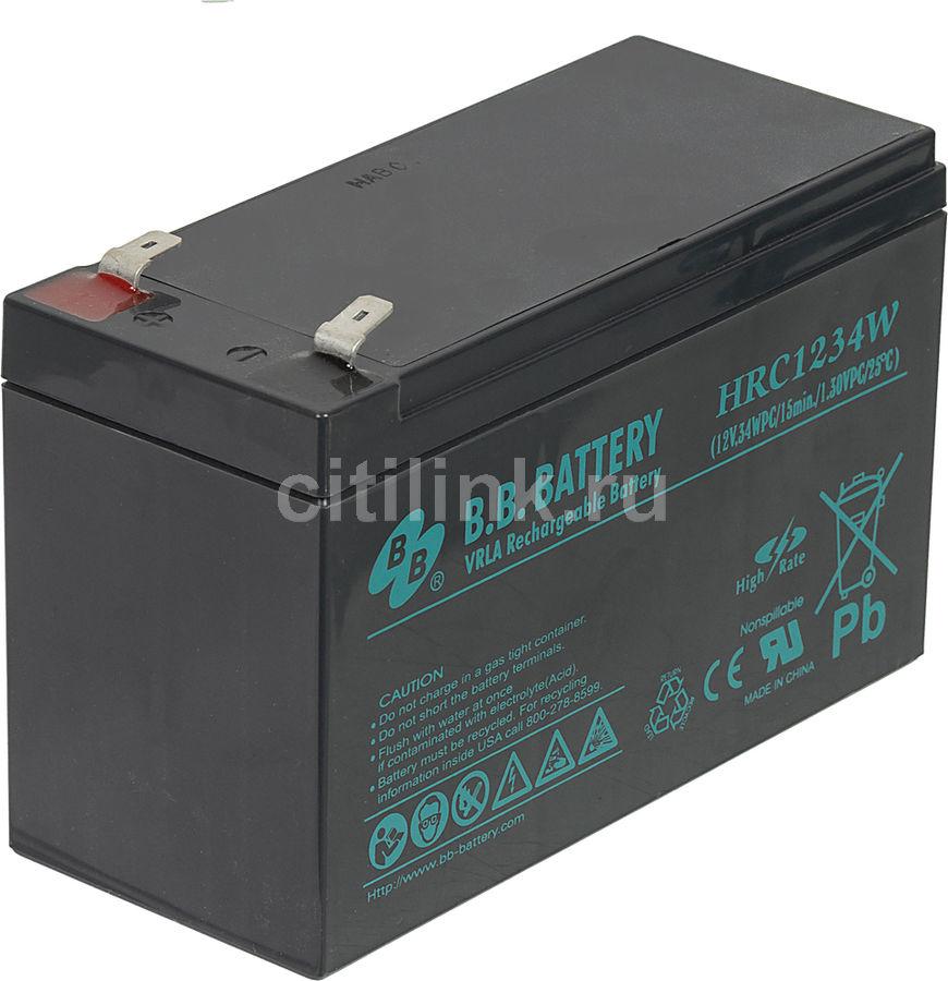 Батарея для ИБП BB HRC 1234W  12В,  9Ач
