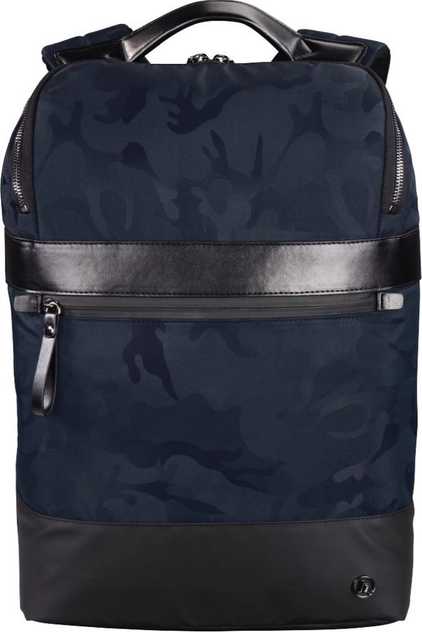 """Рюкзак 15.6"""" HAMA Mission Camo, синий/камуфляж [00101845]"""