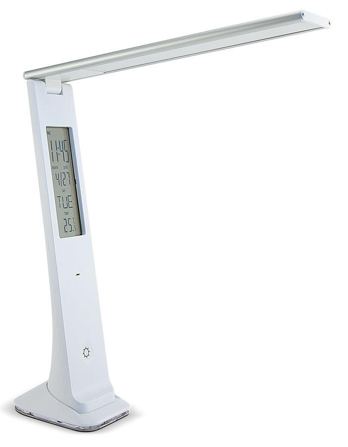 Светильник настольный LUCIA Carina на подставке,  2Вт,  белый [l540-w]
