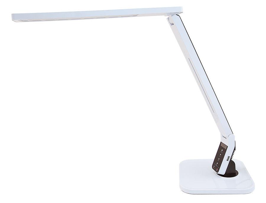 Светильник настольный LUCIA Smart на подставке,  11Вт,  белый [l700-w]