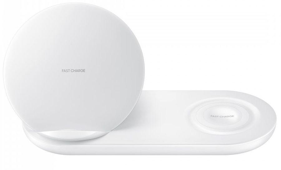 Беспроводное зарядное устройство SAMSUNG EP-N6100,  1A,  белый