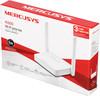 Беспроводной роутер MERCUSYS MW301R,  белый вид 6