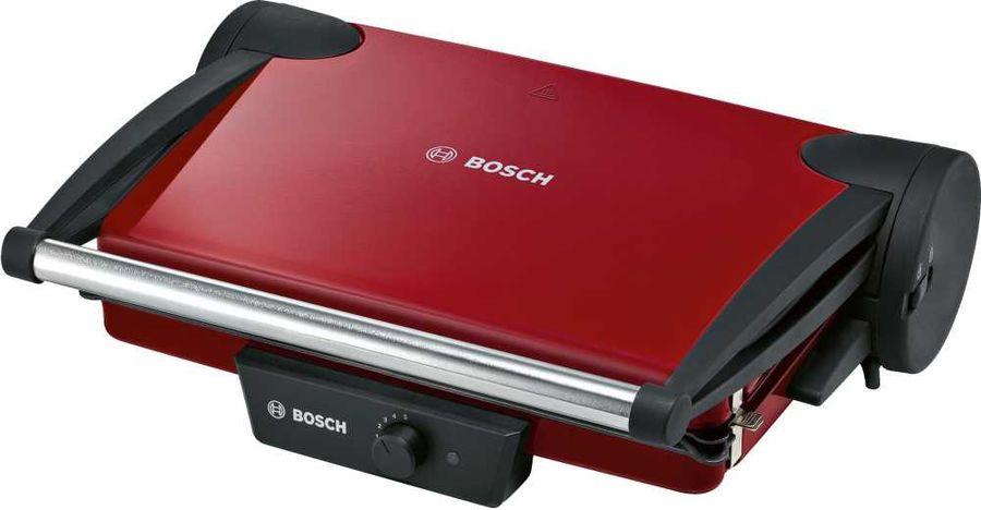 Электрогриль BOSCH TFB4402V,  красный и черный