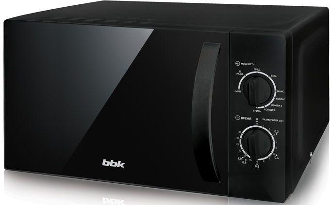 Микроволновая Печь BBK 20MWG-739M/B 20л. 700Вт черный