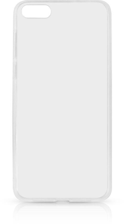 Чехол (клип-кейс) DF hwCase-54, для Huawei Honor 7A/Y5 Lite/Y5 Prime (2018)/7S, прозрачный