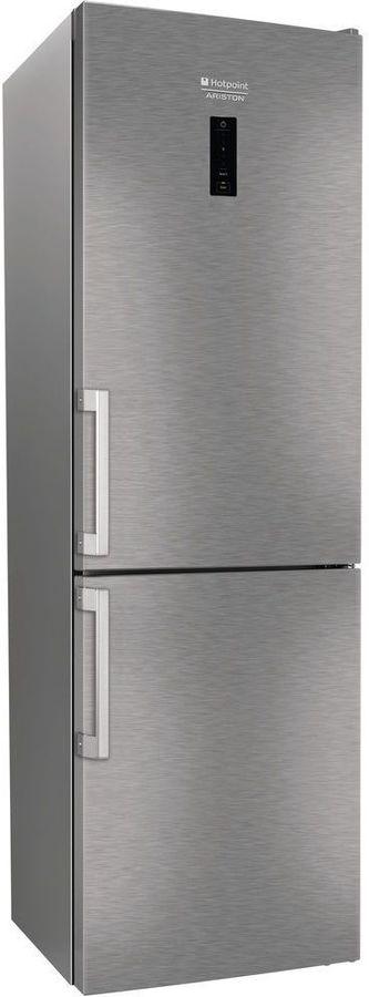 Холодильник HOTPOINT-ARISTON HS 5181 X,  двухкамерный, нержавеющая сталь [105706]