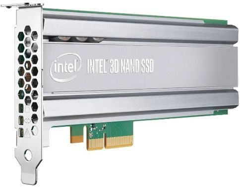 SSD накопитель INTEL DC P4600 SSDPEDKE020T701 2Тб, PCI-E AIC (add-in-card), PCI-E x4, NVMe накопитель ssd intel original pci e x4