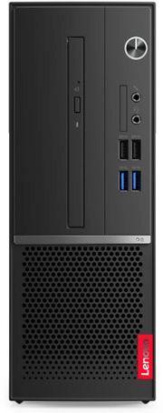 Компьютер  LENOVO V530s-07ICB,  Intel  Core i3  8100,  DDR4 4Гб, 1000Гб,  Intel UHD Graphics 630,  DVD-RW,  CR,  noOS,  черный [10tx000sru]