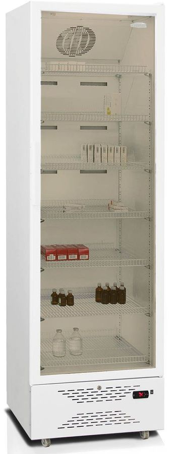фармацевтический шкаф Бирюса 550 белый