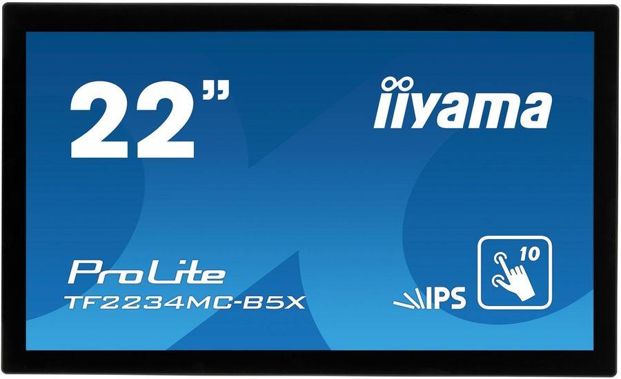 """Монитор IIYAMA ProLite TF2234MC-B5X 21.5"""", черный"""