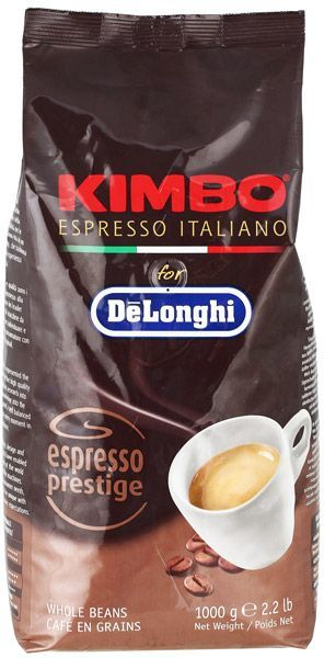 Кофе зерновой DELONGHI Kimbo Prestige,  1000грамм [5513296811]