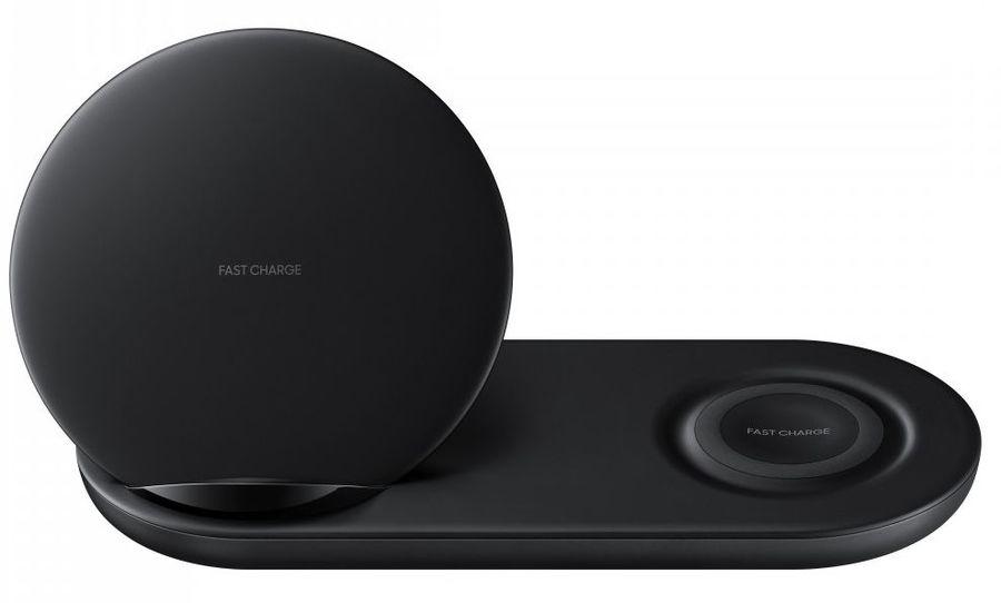 Беспроводное зарядное устройство SAMSUNG EP-N6100,  1A,  черный