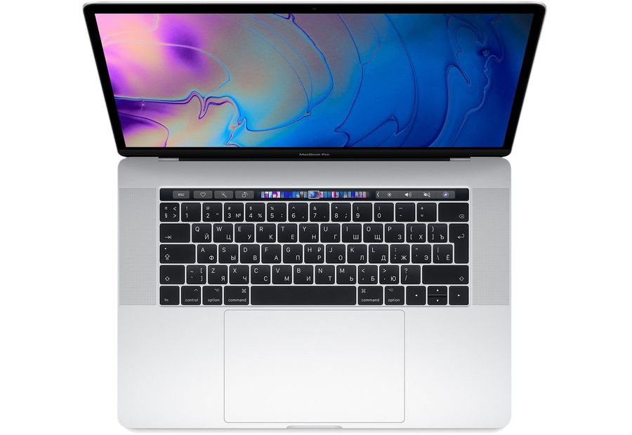 "Ноутбук APPLE MacBook Pro MR972RU/A, 15.4"",  IPS, Intel  Core i7  8850H 2.6ГГц, 16Гб, 512Гб SSD,  AMD Radeon Pro  560X - 4096 Мб, Mac OS Sierra, MR972RU/A,  серебристый"