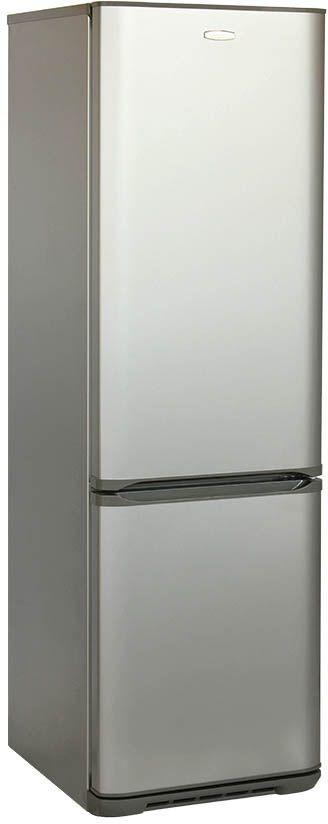 Холодильник БИРЮСА Б-M360NF,  двухкамерный, нержавеющая сталь